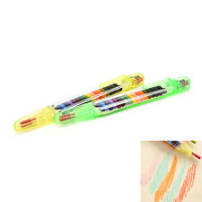 20 Colour Oil Pastel Crayons Pen Stationery Cartoon Children Gift