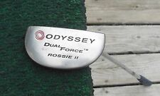 Odyssey Dual Force Rossie II Mallet Putter W/Headcover