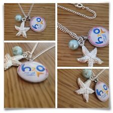 H20 **Just Add Water ** Mermaids pendant necklace H2O Nv