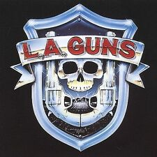 L.A. GUNS - Self Titled - CD