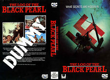 The Log Of The Black Pearl, Ralph Bellamy Video Promo Sample Sleeve/Cover #16158