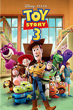 Toy Story 3 Movie Art Silk Poster 24x36inch