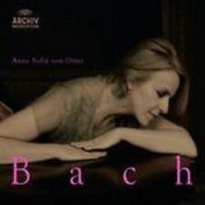 """Anne Sophie von Otter """"Bach Arien"""" CD nuevo"""