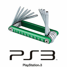 Sony Playstation 3 PS3 - Torx Security Screwdriver Opening Tool Set # 6 7 8 9 ++