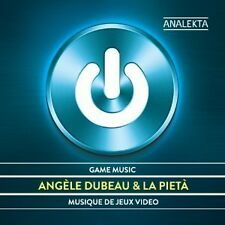 ANGELE DUBEAU AND LA PIETA **GAME MUSIC (MUSIQUE DE JEUX VIDEO)** CD