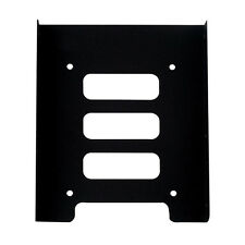 "2.5""to3.5"" SSD HDD Metal Adapter Mounting Bracket Hard Drive Holder for PC"