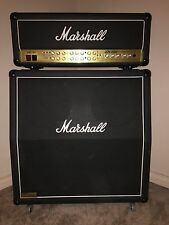 Marshall TSL 100 JCM 2000 Amp head with 1960AV 410 Speaker cabinet