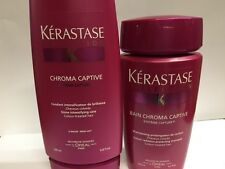 KERASTASE BAIN CHROMA CAPTIVE 250ml & CHROMA CAPTIVE balsamo 200ml Duo