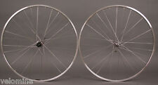 H + plus Son TB14 Silver Rims Road Bike Wheelset Shimano 105 5800 Hubs 8-11s