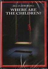 Where Are The Children? (DVD) based on Mary Higgins Clark novel - Jill Clayburgh