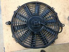 Universal electric radiator fan, race rally kit car drift