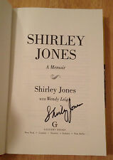 SIGNED A Memoir by Shirley Jones HC 1/1Partridge Family Oklahoma Music Man + PIC