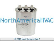 4JJ0530 - NEW Diversitech Oval Dual Motor Capacitor 30+5 uf MFD 440 VAC Volt