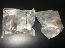 Vintage Star Wars Figure 1983 Jabba Bowl & Pipe LOT Sealed Bag X2 LOT! 2 pieces