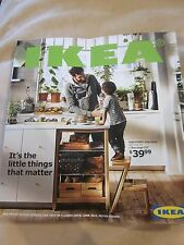 IKEA 2016 CATALOG IT'S THE LITTLE THINGS THAT MATTER BRAND NEW