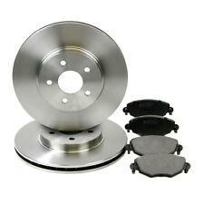 Pagid Front Brake Kit (300mm Vented/Bosch System) Discs & Pads - Jaguar X-Type