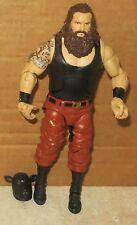 Braun Strowman WWE Mattel Elite 44 Wrestling Figure WWF Wrestler + Wyatt Mask