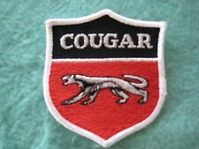 """Vintage Ford Mercury Cougar XR 7 Racing Patch 2 7/8"""" X 3 1/4"""""""