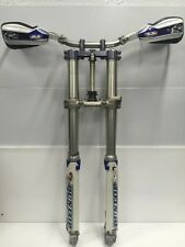 Yamaha Yz 450f Front Forks APPLIED TRIPLE TREE BARK BUSTERS HOLE SHOT OEM