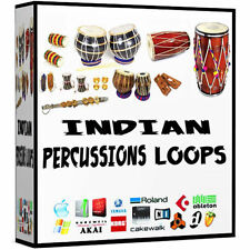 Indian percussions fl studio fruity loops tabla drum ableton live cubase samples