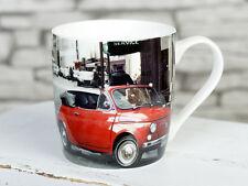 EVERDAY HOME Retro Fiat FINE CHINA MUG