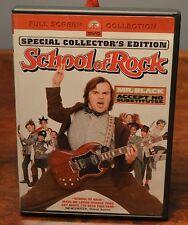 School of Rock  DVD Jack Black, Adam Pascal, Lucas Papaelias, Chris Stack