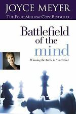 Battlefield of the Mind: Winning the Battle in Your Mind, Meyer, Joyce, Acceptab
