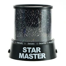 NF Night Romatic Gift Cosmos Star Sky Master Projector Starry Night Light Lamp