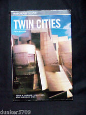 INSIDERS' GUIDE TWIN CITIES FIFTH EDITION 2006 BERGER, DAY, AND WICK