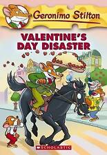 Valentine's Day Disaster Book #23 by Geronimo Stilton (Paperback 2006) NEW