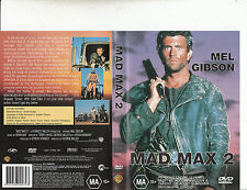 Mad Max 2-1981-Mel Gibson-Movie-DVD