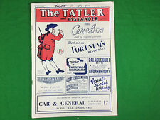 The Tatler and Bystander vintage magazine June 2 1943