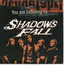 (AF311) Shadows Fall, The Power of I and I - DJ CD