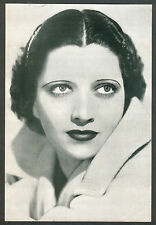 KAY FRANCIS EL ANGEL DE LA PIEDAD URUGUAY REX THEATRE CINEMA PROGRAM