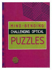 Mind-bending Challenging Optical Puzzles (Mind Bending Puzzle Books),