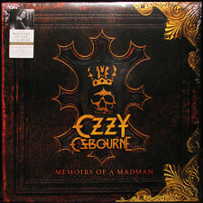 Ozzy Osbourne MEMOIRS OF A MADMAN 180g Best Of Essential GATEFOLD New Vinyl 2 LP