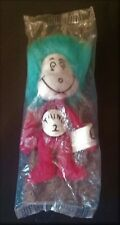 "Thing 2 Dr. Seuss The Cat in the Hat Plush Stuffed Animal 4.5"" Velcro Hands"