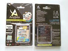 Batteria maggiorata originale ANDIDA 1850mAh x Samsung Galaxy S 4G, Vibrant T959