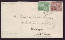 TRINIDAD 1934 'POINT FORTIN' COVER
