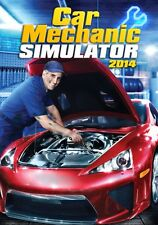 CAR MECHANIC SIMULATOR 2014 - Steam chiave key - PC Game - ITALIANO - ROW