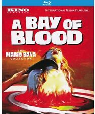 Bay of Blood (2013, Blu-ray NEUF) BLU-RAY/WS