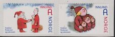 2012 NORWAY Christmas stamps, Santa  NK 1833-34  MNH