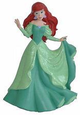Bullyland Ariel Mermaid Juguete Figura Disney Princess Little película Cake Topper