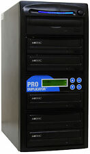 ProDuplicator 1-5 MDisc Burner 24X SATA CD DVD Duplicator Disc Standalone Copier