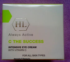 Holy Land C the Success Intensive EYE Cream with vitamin C+  samples