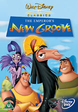DVD:THE EMPERORS NEW GROOVE - NEW Region 2 UK