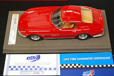 1/18 BBR Ferrari 275 GTB Red - LOWEST PRICE ON EBAY - CHRISTMAS SPECIAL !!