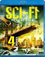 4-Movie Sci-Fi Collection [Blu-ray] [Imp Blu-ray