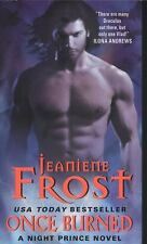 Night Prince: Bound by Flames 3 by Jeaniene Frost (2015, Paperback)