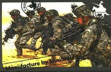 Caesar Miniatures 1/72 MODERN U.S. SOLDIERS IN ACTION Figure Set